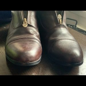 Ariat Brown Bromont ProZip Insulated Paddock Boots